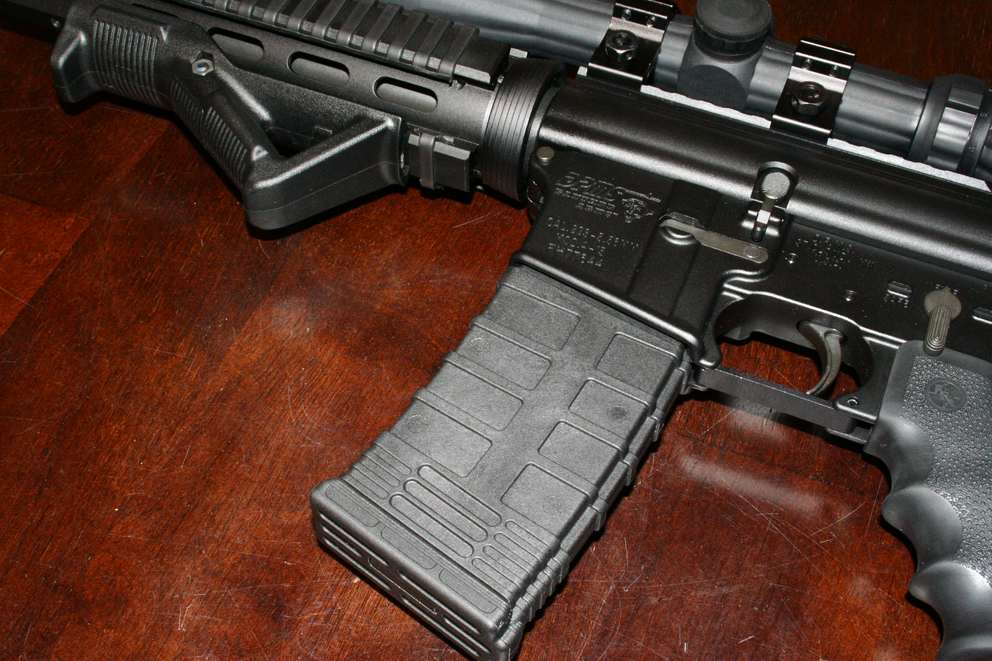 AR15NEWS Giveaway – TAPCO Gen II 30rd AR-15 Polymer Mags ...