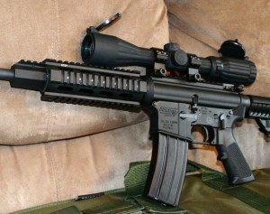 UTG Scope and Rail System