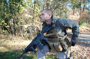 Stark Equipment Sling Grip - CQB Kneeling