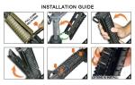 UTG Rail Installation2