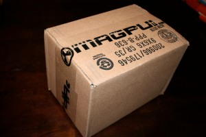 Box of Magpul goodies