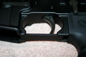 Standard AR-15 Trigger Guard