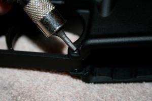 Magpul MOE trigger guard Installation