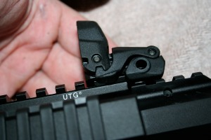 MAGPUL MBUS MAGPUL BACKUP BACK UP SIGHTS 4  front sight