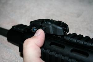 MAGPUL MBUS MAGPUL BACKUP BACK UP SIGHTS 9 front sight