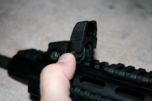 MAGPUL MBUS MAGPUL BACKUP BACK UP SIGHTS 10 front sight
