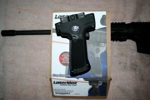 LaserMax Carbine Grip Laser 2