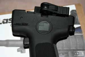 LaserMax Carbine Grip Laser 3