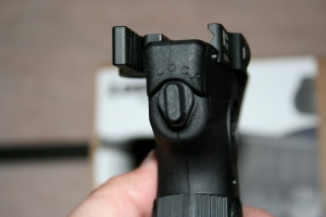 LaserMax Carbine Grip Laser 4