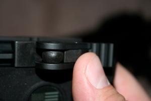 LaserMax Carbine Grip Laser 6
