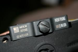 LaserMax Carbine Grip Laser 7