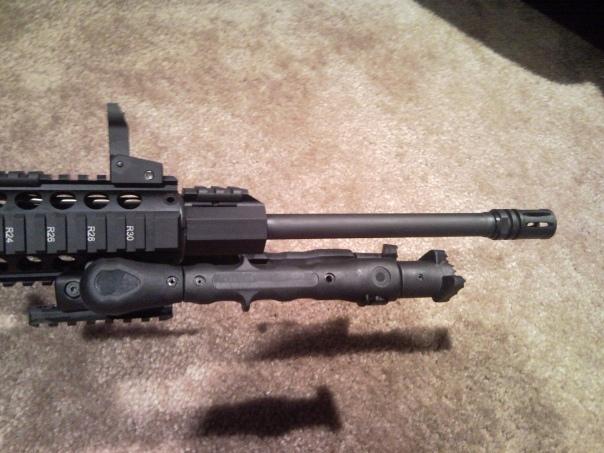 EMA Tactical BPO BIPOD 9