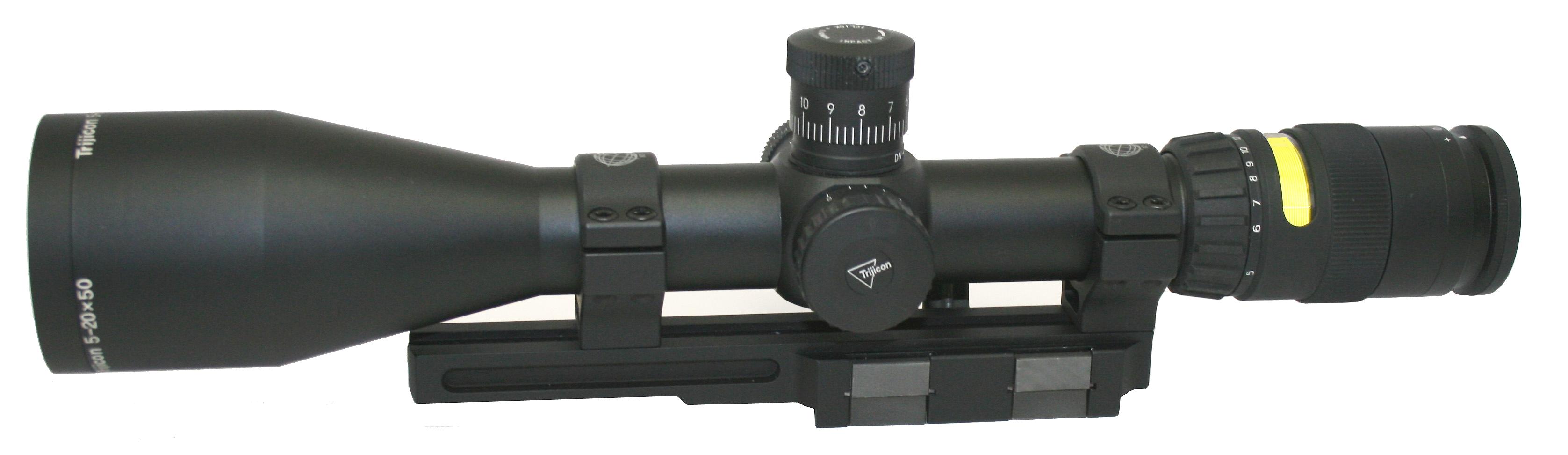 Precision Reflex PRI Mounts Gator Grip 3
